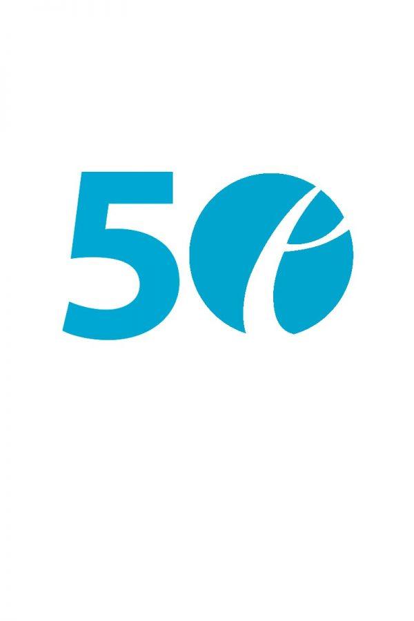 50e lahjoitus